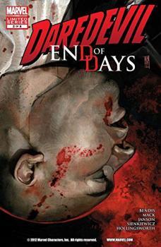 5510103719 Comics Marvel Daredevil End Of Days 2/2 BD