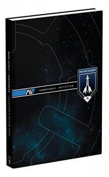 9788866312604 Livre Guide Officiel Mass Effect Andromeda
