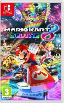 45496420246 Mario Kart 8  Deluxe Nswitch
