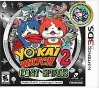 45496474850 Yo-kai Watch 2 : Bony Spirits FR 3DS
