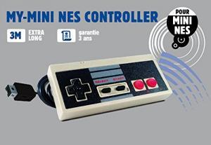 3760178628839 Manettes Compatibles Mini NES Cable De 3M