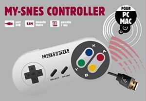 3760178629287 Controller Snes Pc Mac Freaks And Geeks