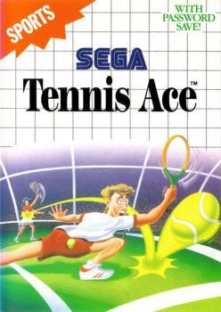 4974365634285 Tennis Ace FR Sega Master