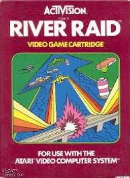 5510103938 River Raid (activision) Atari Vcs 26