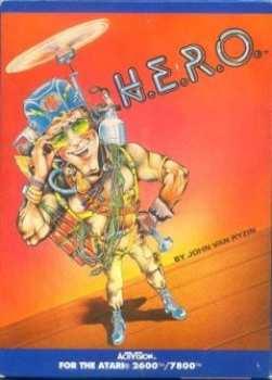 47875100367 H.e.r.o. Hero (Activision) Atari 26