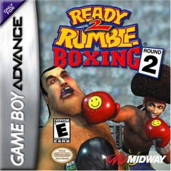 5510103946 Ready Rumble Boxing 2 GB