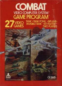 5510103962 Combat (warner) CX2601 Atari VCS 26