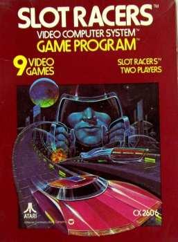 5510103965 Slot Racers (atari) CX 2606 Atari VCS 2600 FR