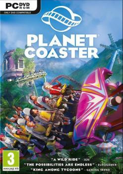 5060236967503 Planet Coaster  FR PC