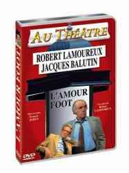 3550460004317 L'amour Foot (theatre) FR DVD