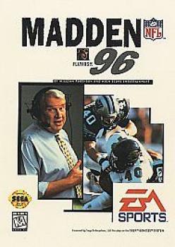 14633074932 Madden 96 FR Sega MD