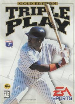 14633077353 Triple Play Gold Edition Baseball FR MD