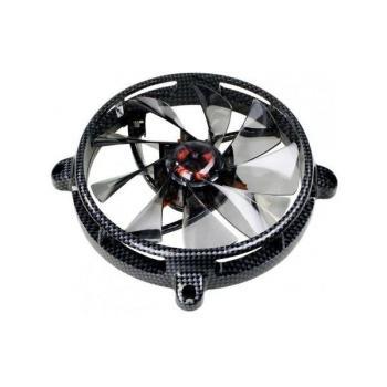 4710700955314 Ventilateur RS12 Carbon Fiber Edition Black 12CM