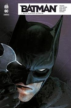 9791026811251 Comics DC Batman Rebirth Vol 1 Mon Nom Est Gotham BD