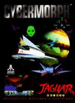 5510104078 Cybermorph Atari Jaguar