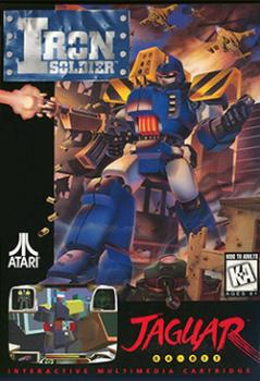 5510104079 Iron Soldier Soldier Atari Jaguar