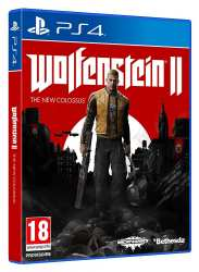 5055856416715 Wolfenstein 2 The New Colossus FR PS4