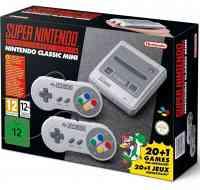 45496343354 Console Mini Super NES Nintendo Classique Nintendo