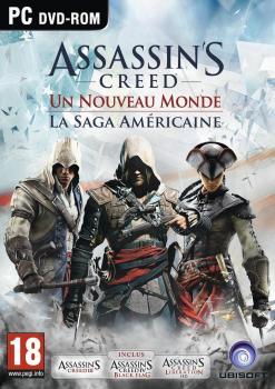 3700664523071 ssassin S Creed Un Nouveau Monde La Saga Americaine FR  PC