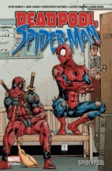 9782809464207 Comics Marvel Deadpool Spiderman Spideypool BD