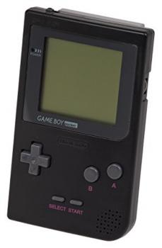 5510104153 Console GB Gameboy PocketBlack GB