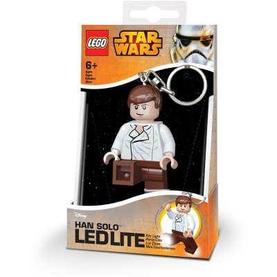 4895028510909 Porte-cles Lego Star Wars Han Solo