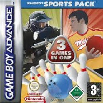 5510104271 Majesco Sports Pack 3 Games In One USA GB