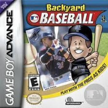 5510104272 backyard baseball FR GB