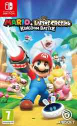 3307216024323 Mario + Rabbids Kingdom Battle FR Nswitch