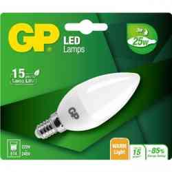 4895149080206 mpoule LED R50 E14 2.9 W 196 LM GP