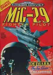 5022231220762 Mig-29 Fighter Pilot MD