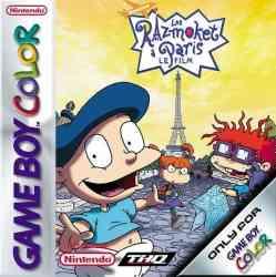 5510104400 Les Razmoket A Paris Le Film GBC