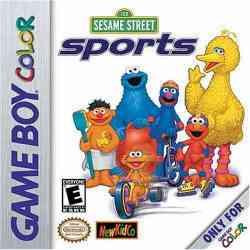 5510104402 Sesame Street Sports GBC