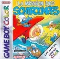 5510104410 La Mission Des Schtroumpfs GB