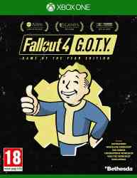 5055856418726 Fallout 4 Goty (ATTENTION OCCASE DLC) FR Xbone