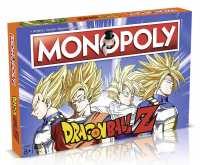 3700126909962 Monopoly Dragon Ball Z FR