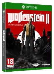 5055856416883 Wolfenstein 2 The New Colossus FR Xbone