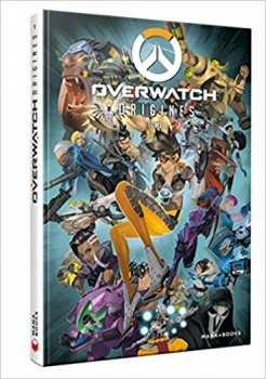 9791035500085 Comics Overwatch Origins Tome 1 FR Mana Books