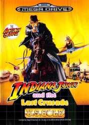 5013442553640 Indiana Jones And The Last Crusade (US Gold) SEga Megadrive