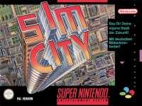 5510104585 Sim City FR Snes