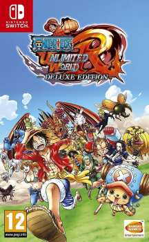 3391891994927 One Piece Unlimited World RED Deluxe Edition NSWITCH