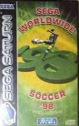 4974365811235 Sega Worlwide Soccer 98