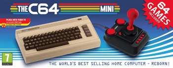 4020628774875 Console the C64 Mini 64Games
