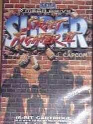 4974365610982 Street Fighter II FR Sega Megadrive