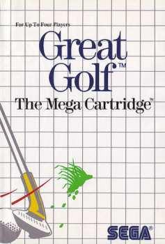 5510104894 Great Golf Sega Master System MS