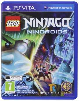 5051888196267 Lego ninjago Nindroids FR PSvita