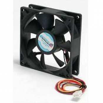 65030788953 ventilateur StarTech.com 92x25mm Ball Bearing Quiet Computer Case Fan w/ TX3