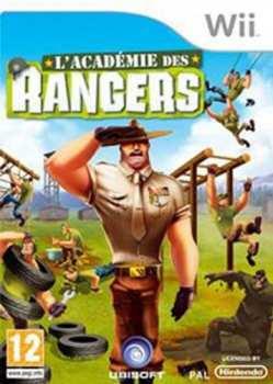 3307212367066 cademie Des Rangers FR Wii