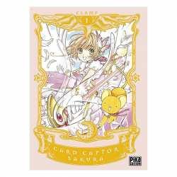 9782811625771 Card Captor Sakura Tome 1 Pika