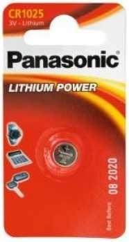 5410853010227 Piles Auditives CR1025 3v Lithium